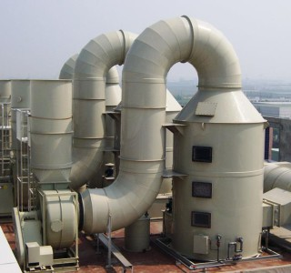 Dịch vụ xử lý khí thải và bụi