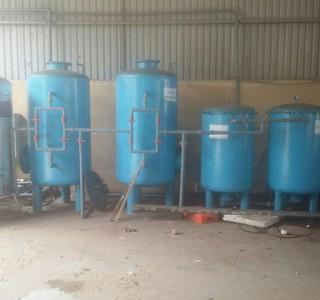 Cải tạo hệ thống xử lý nước thải nhà máy chế biến thủy sản- Công suất 100 m3/ngày