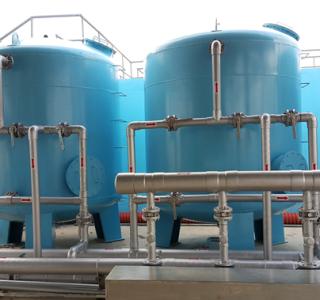 Công trình xử lý nước thải dệt nhuộm 2000 m3/ngày.đêm
