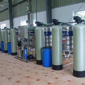 Dịch vụ xử lý nước cấp sinh hoạt