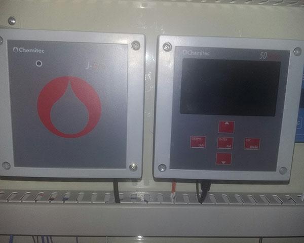 Lắp đặt hệ thống quan trắc KCN Hoàng Hoá – Thanh Hoá